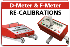 Re-Calibrate D-Meter